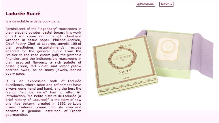 Laduree as a wonderful thank you gift WeddingLight Events - Elope ...