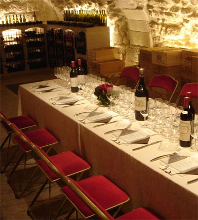 De Vinis Illustribus Paris Vintage Wine Cellar