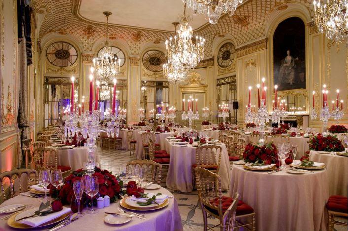 Wedding Location Paris Hotel Meurice