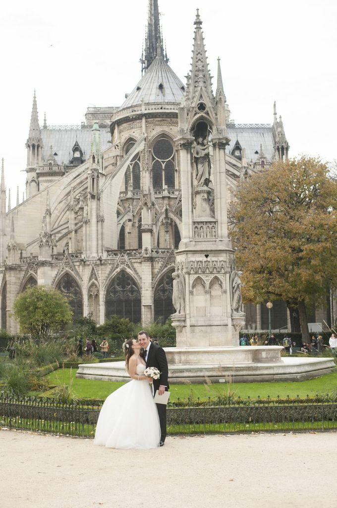 パリで前撮り・後撮りするなら絶対行きたい☆ウエディングフォトにオススメ撮影スポット②