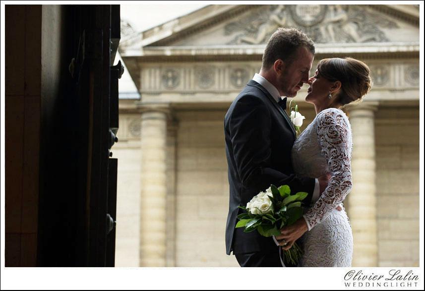 Elopement in Paris wedding planner