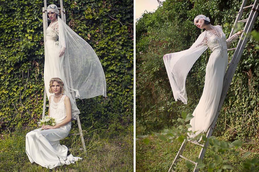 Style shoot Normandy wedding