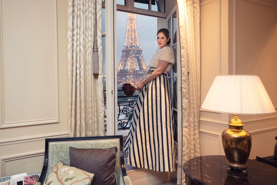 Shangri-La hotel elopement photographer