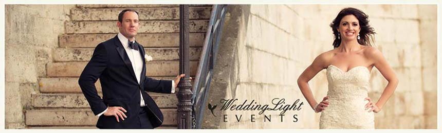 WeddingLight Events – Elope to Paris logo