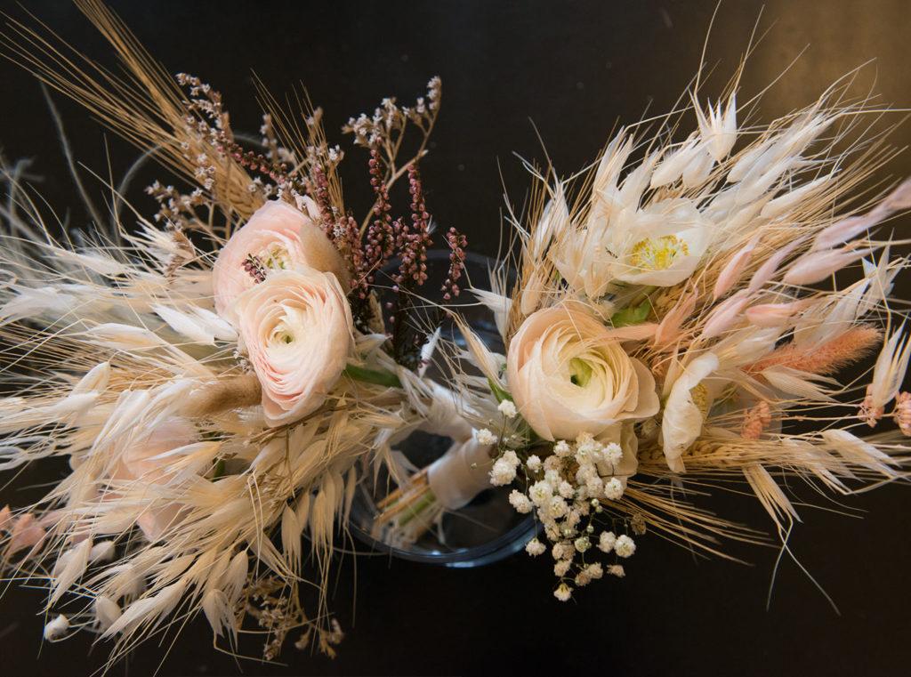 Paris wedding flowers